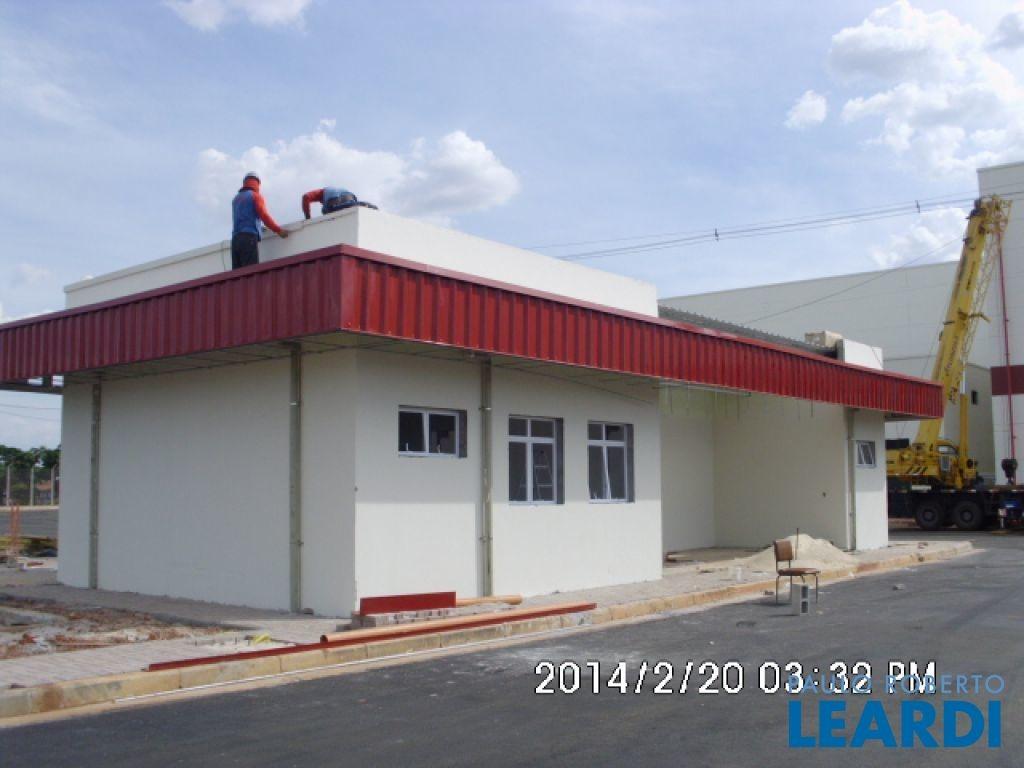 galpão chácaras reunidas anhangüera (nova veneza) - sumaré - ref: 427405