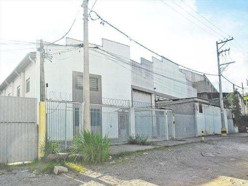 galpão, cidade industrial satélite de são paulo, guarulhos - a839