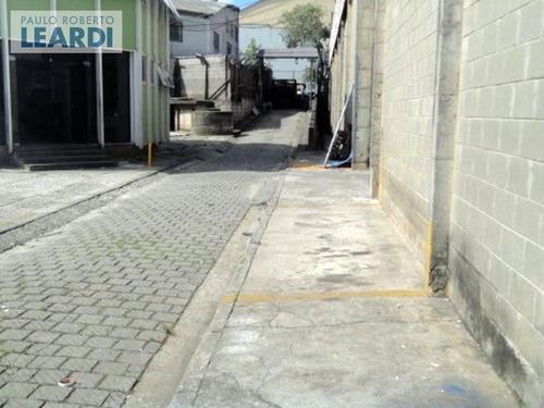 galpão cidade industrial satélite de são paulo - guarulhos - ref: 428321