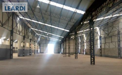 galpão cidade industrial satélite de são paulo - guarulhos - ref: 569760