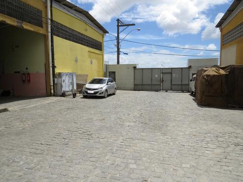 galpão com 1 quartos para comprar no estrada da cascalheira em camaçari/ba - 447