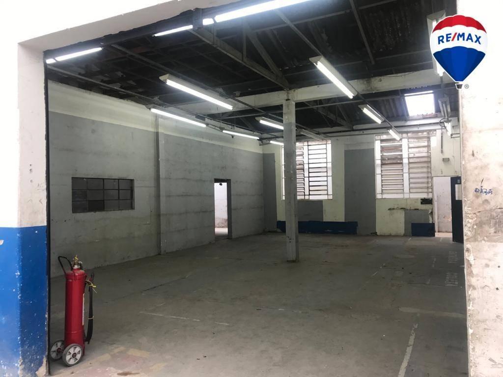 galpão com 11 vagas de garagem - moema - ga0133