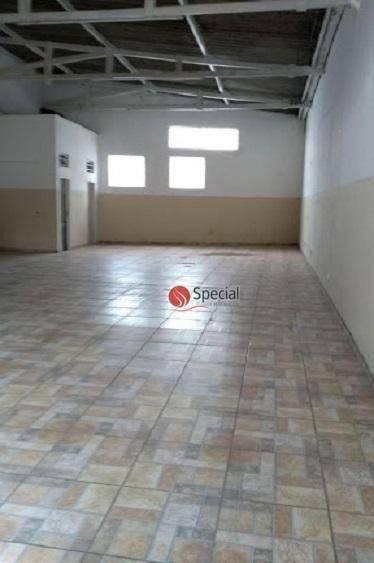 galpão com 179 m²- vila formosa - são paulo/sp - ga0868