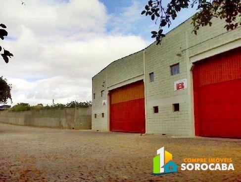 galpão com 1.900,00 m²  na zona industrial - 172lc