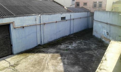 galpão com 1975m² no belenzinho. ref. 788