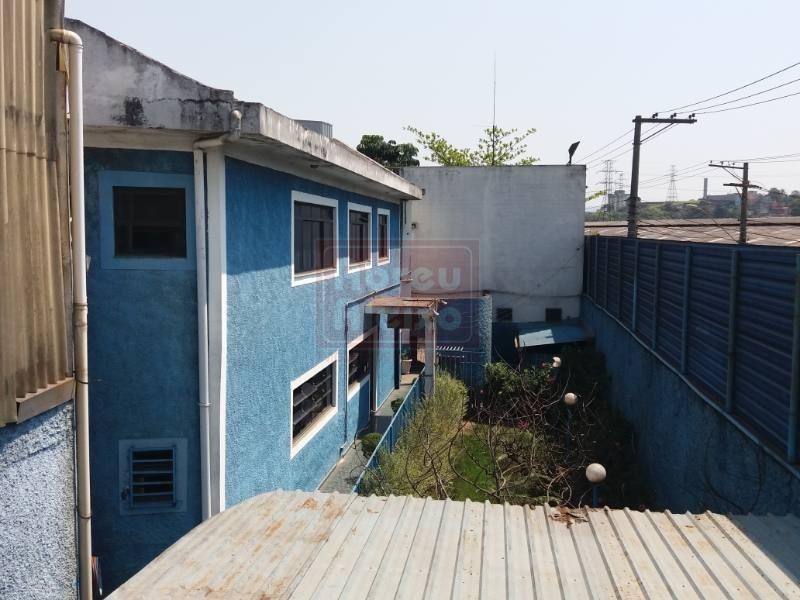 galpão com 2.246 m² - estradada água chata - bonsucesso - guarulhos ! - 1054