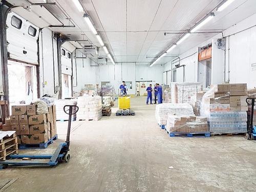 galpão com 2.510 m² - locação - infraestrutura completa - jardim casqueiro
