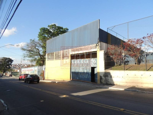 galpão com 597 m² de área total construída - próximo a estação de guaianazes - comercial em local de grande passagem - - 910