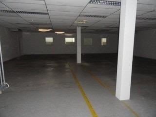 galpão com escritório mobiliado 2537m2 alphaville centro empresarial - gl00021 - 2664250
