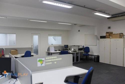 galpão com escritórios 550m da marginal tiete - sa0175