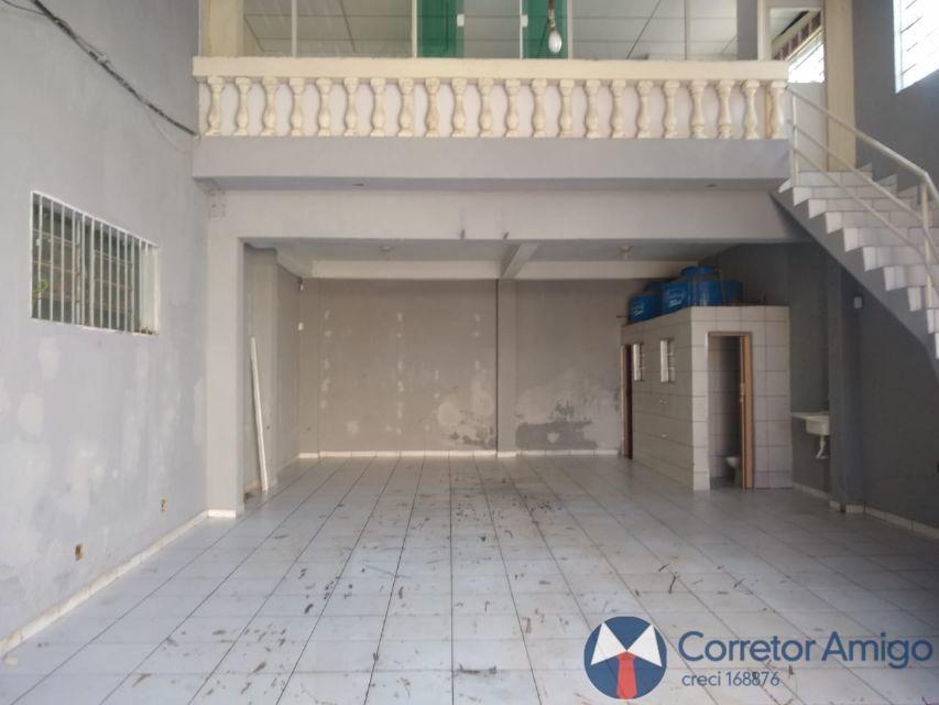 galpão comercial 160 m² com mezanino 2 banheiros - ml162