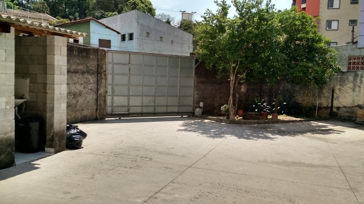 galpão comercial 470 m² locação são bernardo do campo - 1226