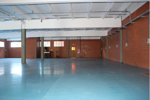 galpão comercial e industrial à venda e locação, 1310m² por r$2.850.000 e r$15.500,00 - salto weissbach - blumenau/sc - ga0077