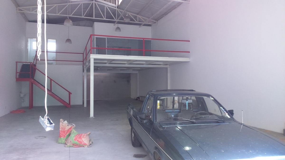 galpão comercial - ferreira - ref 77098