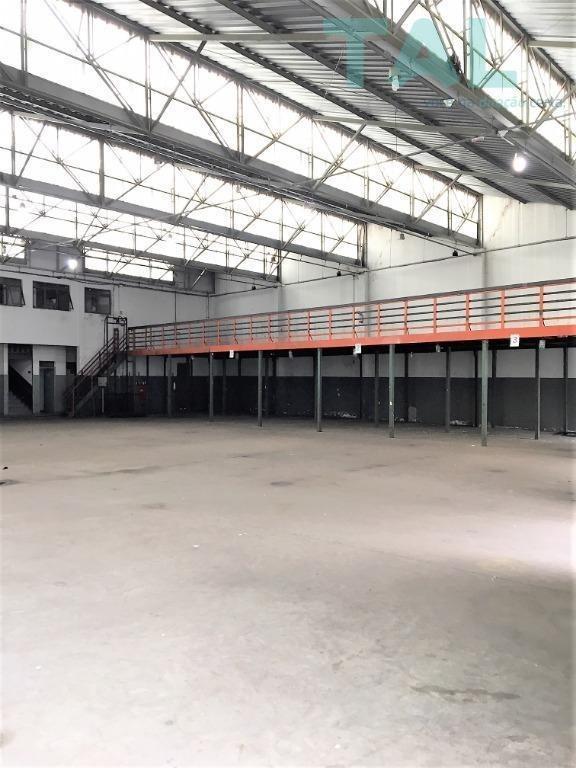 galpão, comercial, industrial,  zoneamento 11, locação, 1161 m² de construção, 1060 m² de terreno, jardim do lago, amoreiras, campinas/sp - ga0019