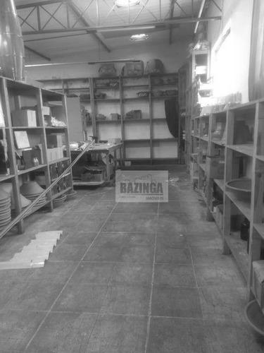 galpão comercial mais loja mogilar - ga0035