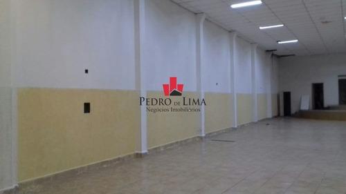 galpão comercial na avenida celso garcia - tp13626