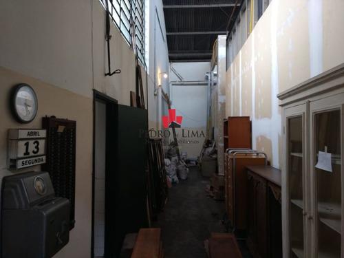 galpão comercial na penha em avenida de grande movimento - pe28733