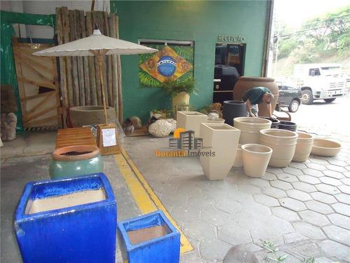 galpão comercial para locação, butantã, são paulo - ga0098. - ga0098