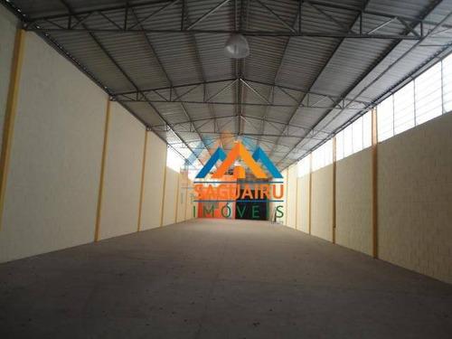 galpão comercial para locação, casa verde alta, são paulo - ga0025. - ga0025