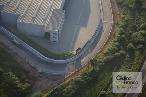 galpão comercial para locação, centro, araçariguama - ga0056. - ga0056