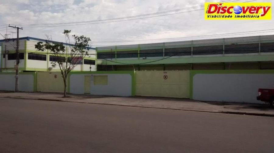galpão comercial para locação, cidade industrial satélite de são paul - ga0104