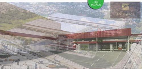 galpão  comercial para locação, cidade industrial satélite de são paulo, guarulhos. - codigo: ga0120 - ga0120