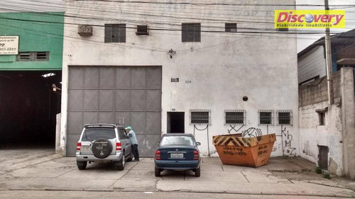 galpão comercial para locação, cidade industrial satélite de são paulo, guarulhos. - ga0106
