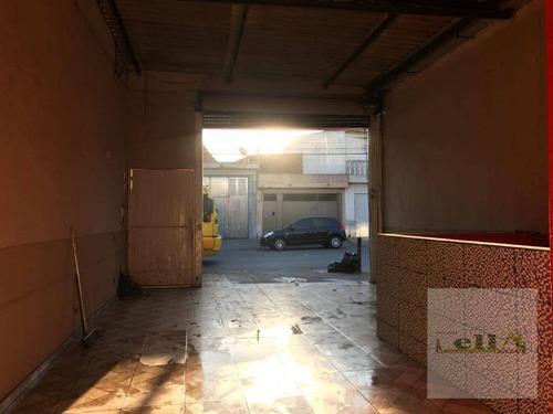 galpão comercial para locação, industrial anhangüera, osasco. - ga0096