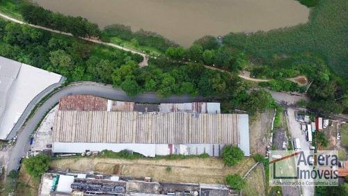 galpão comercial para locação, industrial anhangüera, osasco. - ga0344