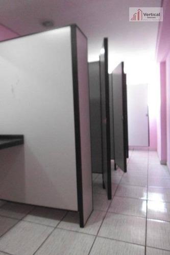 galpão comercial para locação, jurubatuba, são paulo - ga0316. - ga0316