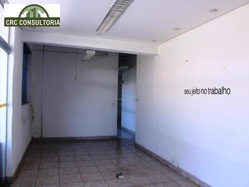 galpão comercial para locação na vila leopoldina, são paulo/sp - gl00021 - 31949355
