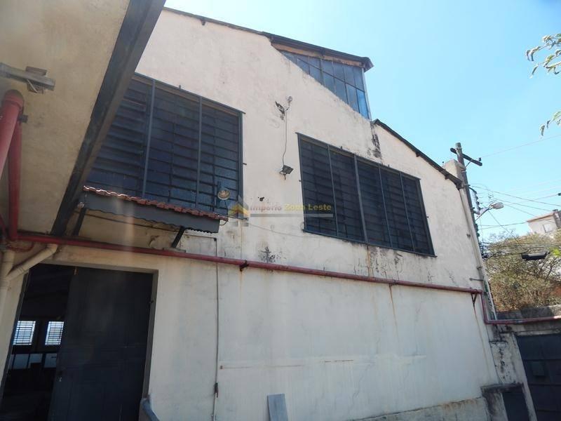 galpão comercial para locação no bairro penha de frança, 6 vagas, 1100 m, 1200 m - 3618