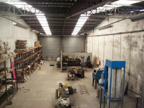 galpão  comercial para locação, sapopemba, são paulo. - codigo: ga0028 - ga0028