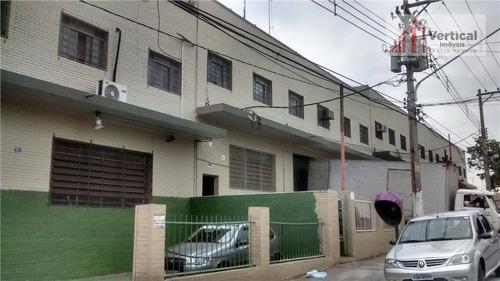 galpão comercial para locação, vila antonieta, são paulo - ga0191. - ga0191