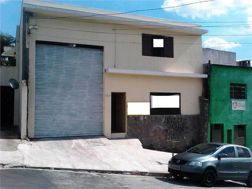 galpão comercial para locação, vila aricanduva, são paulo. - codigo: ga0030 - ga0030