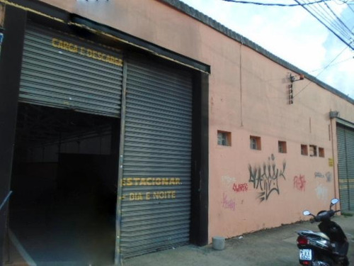 galpão comercial para locação, vila bertioga, são paulo. - ga0191