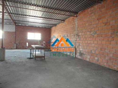 galpão comercial para locação, vila diva (zona norte), são paulo - ga0021. - ga0021