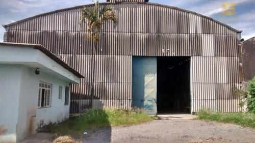 galpão comercial para locação, vila galvão, guarulhos. - codigo: ga0160 - ga0160