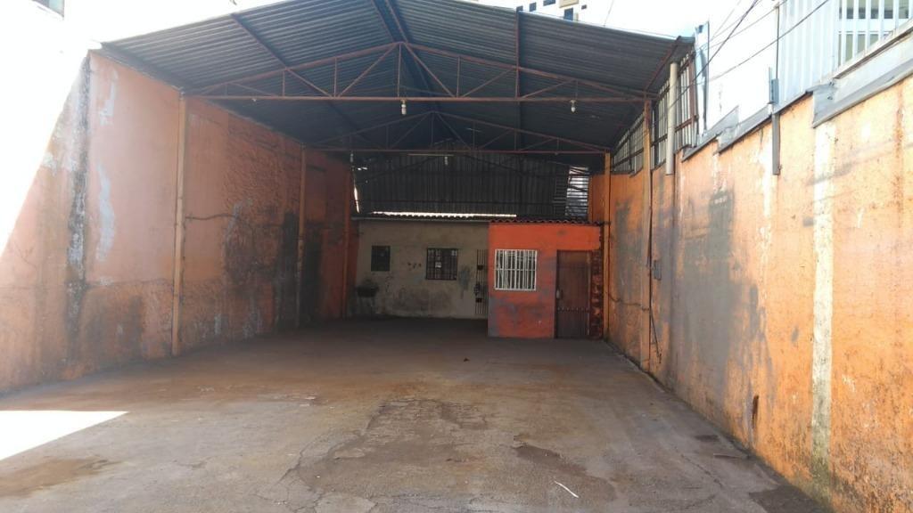 galpão comercial para locação, vila galvão, guarulhos - ga0193. - ga0193
