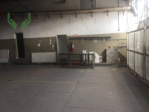galpão comercial para locação, vila leopoldina, são paulo. - ga0081