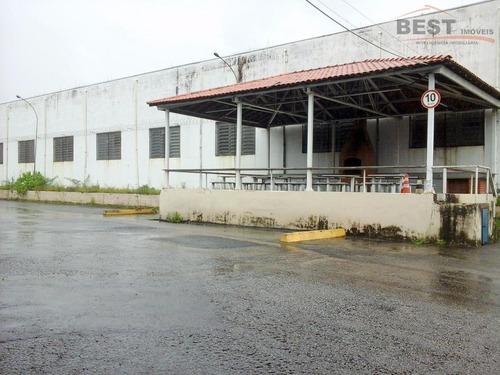 galpão comercial para locação, vila leopoldina, são paulo. - ga0140