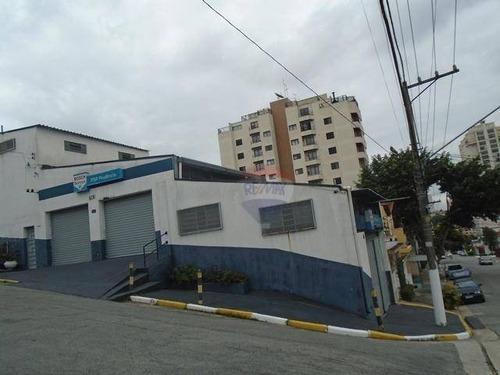 galpão comercial para locação, vila santa catarina, são paulo - ga0068. - ga0068