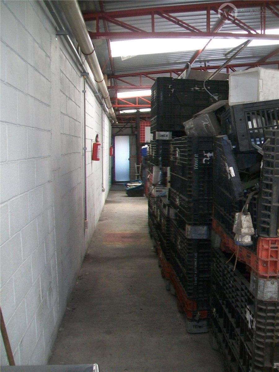 galpão comercial para locação, vila talarico, são paulo. - codigo: ga0029 - ga0029