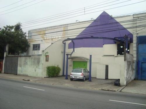 galpão comercial para venda e locação, barcelona, são caetano do sul - ga0054. - ga0054