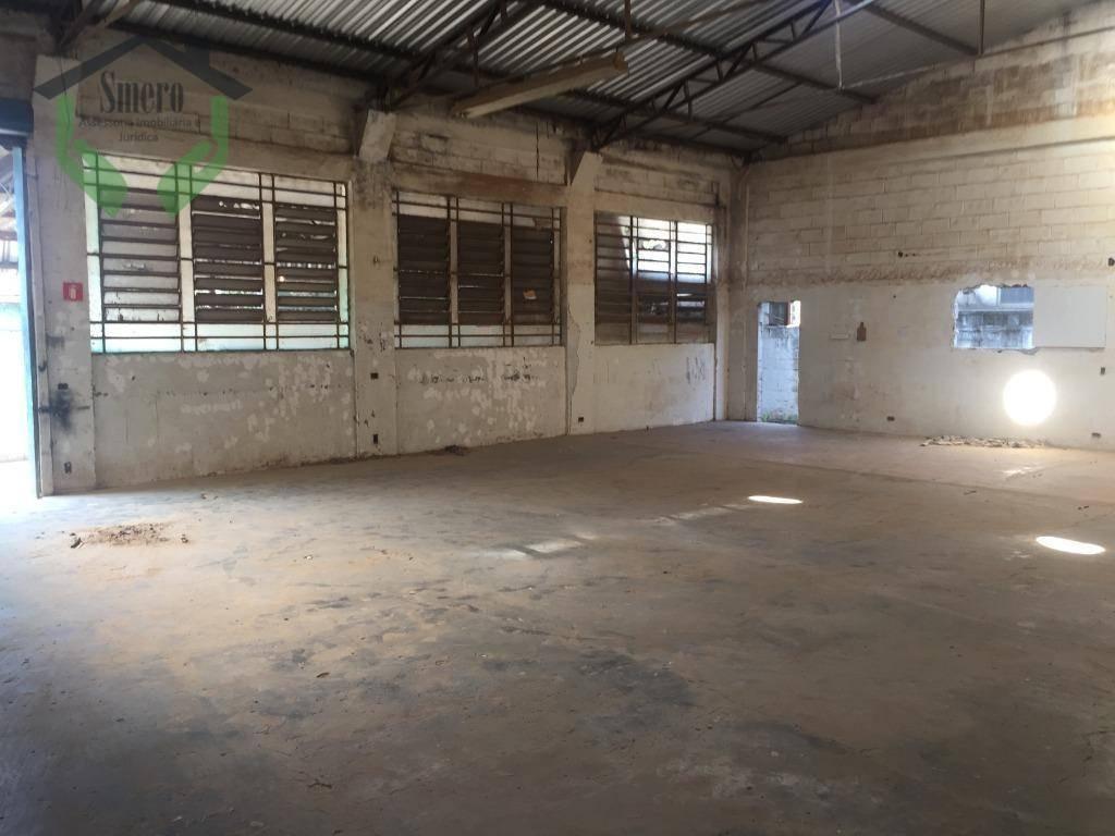 galpão comercial para venda e locação, jaguaré, são paulo. - ga0086