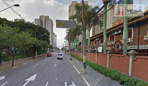 galpão comercial para venda e locação, mooca, são paulo - ga0064. - ga0064
