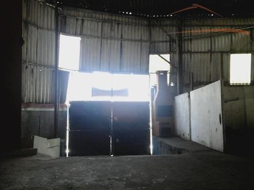 galpão comercial para venda e locação, pirituba, são paulo. - ga0122