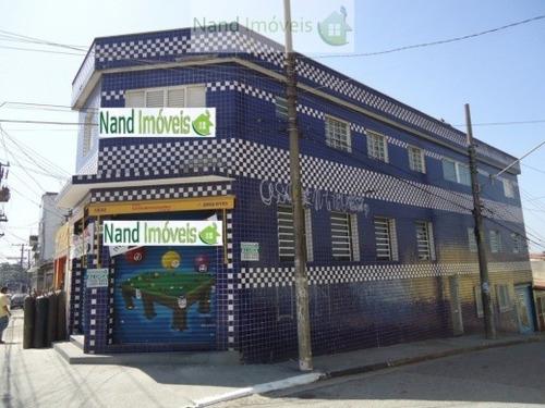 galpão comercial para venda e locação, vila formosa, são paulo - ga0004. - ga0004