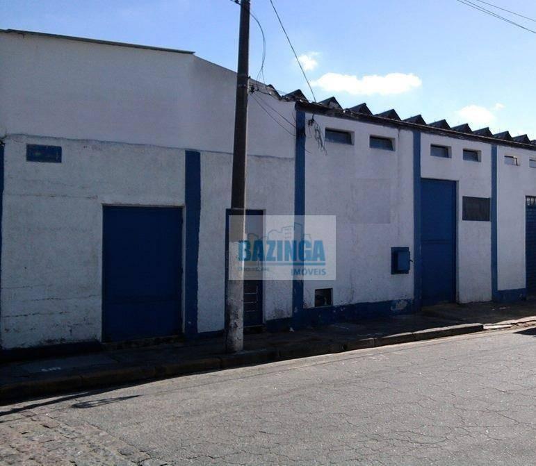 galpão comercial para venda e locação, vila industrial, mogi das cruzes - ga0016. - ga0016
